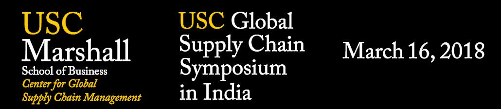 USC Global Supply Chain Symposium
